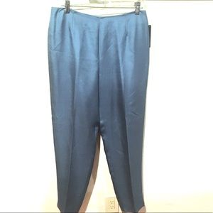 Dana Buchman NWT Silk and Wool Pants